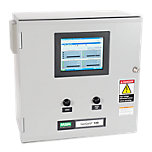 MSA GasGard 100 Control System - front of controller unit.