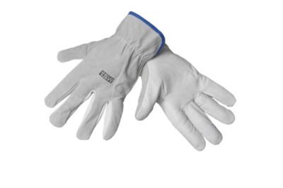 Grain Palm Split Leather Back Driver Gloves