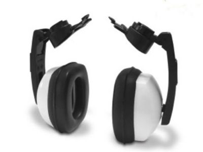 Head Mounted Earmuff - Mark V Green
