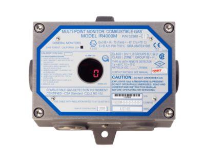Monitor de gases multipunto IR4000M