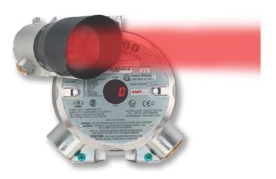 Detector de gases infrarrojo de trayectoria abierta modelo IR5500