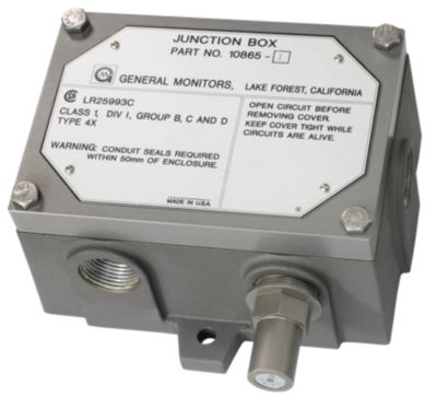 Accesorios para detector de gas IR