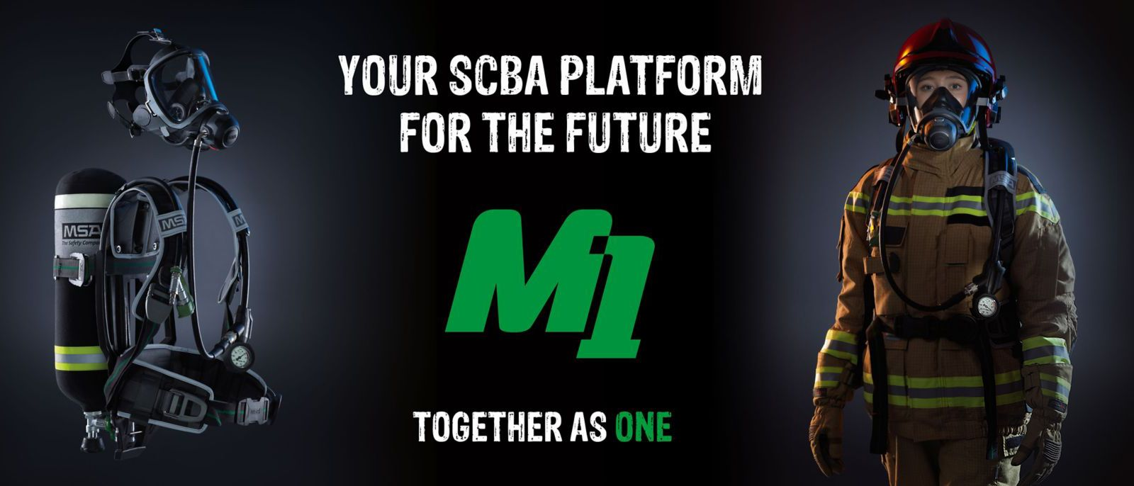 The M1 SCBA platform from MSA is coming soon
