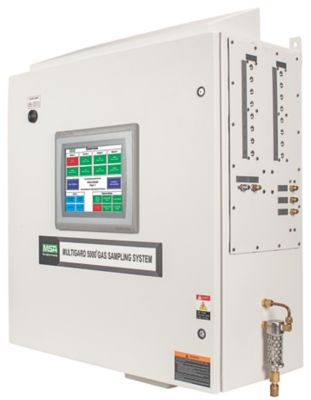 MultiGard™ 5000 Multipoint Gas Sampling System