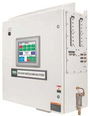 Sistema de muestreo de gases MultiGard®