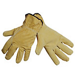 Pig Skin Split Leather Driver Gloves