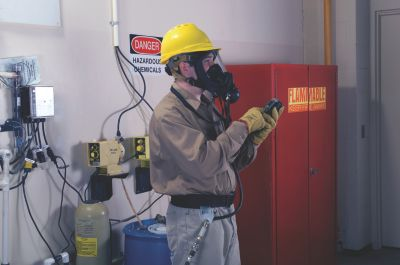 Premaire Cadet Supplied Air Respirator In Supplied Air Respirators
