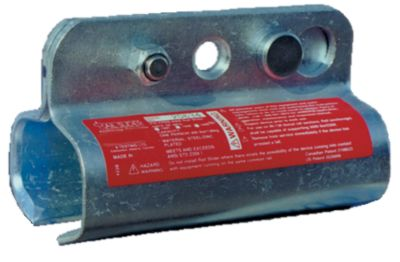 Rail-Slider Anchorage Connector