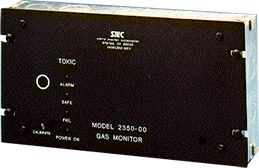 SMC 2350/2360 Telecom Gas Monitors