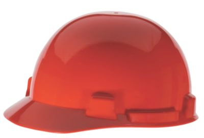 SmoothDome® Slotted Hard Hat Cap Style