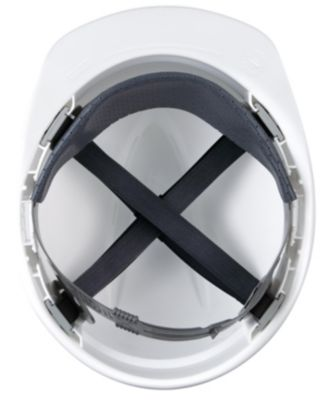 SmoothDome Slotted Hard Hat Cap Style in Head Protection