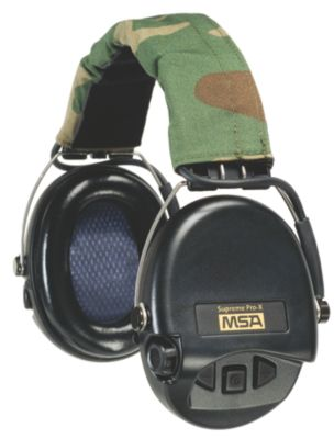Supreme Pro X Ear In Hearing Protection Msa The Safety Company United States