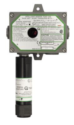Detector de gases electroquímico para H2S - TS4000H