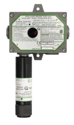TS4000H - H2S Electrochemical Gas Detector
