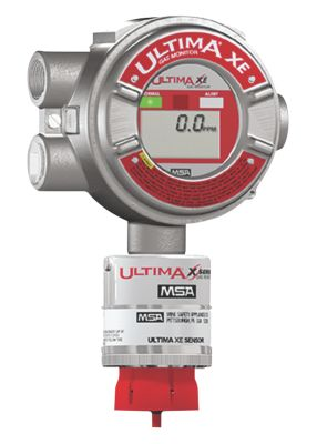 MSA Ultima Series XE Gas Detector
