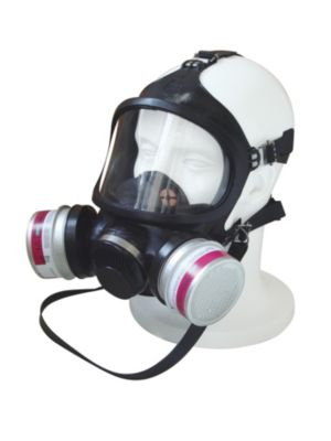 MSA Ultra-Twin® Full Face Respirator Mask