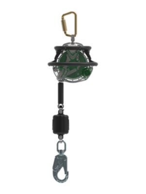 MSA V-EDGE Self Retracting Lifeline, for use in horizontal, overhead and leading edge working at height applications