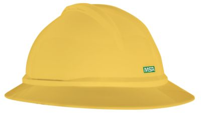 V-Gard® 500 Non-Vented Full Brim Hard Hats