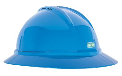 V-Gard® 500 Vented Full Brim Hard Hats