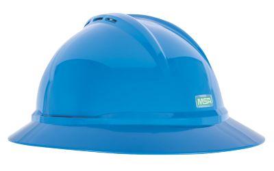 Skullgard Full Brim Hard Hats in Head Protection | MSA - The