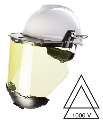 V-Gard® Arc Flash Protective Visors
