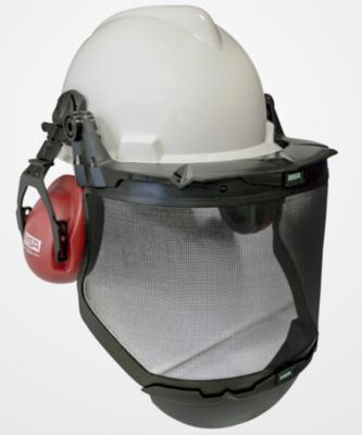 V-Gard® Mesh Visors for General Purpose Applications