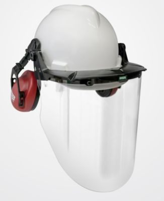 V-Gard® Visors PC for Heavy Duty Purpose