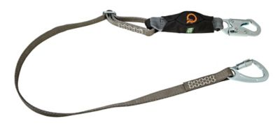 V-SERIES™ Tie-back Shock Absorbing Safety Lanyards - ANSI STANDARD