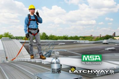 WalkSafe® Roof Walkway System