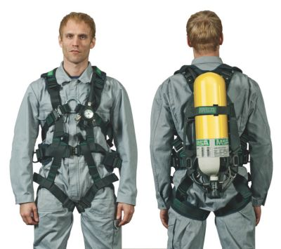 SCBA Fall Protection Combinations | MSA - The Safety Company