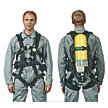 alphaFP Fall Protection Harness for SCBA