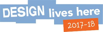 Design Lives Here logo