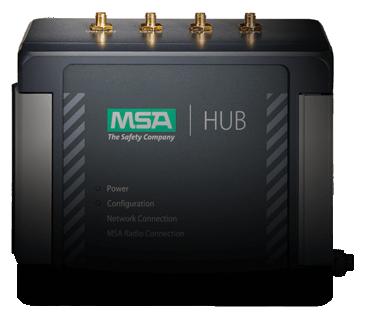 A product shot of Hub.