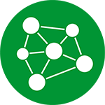 Connected worksites icon
