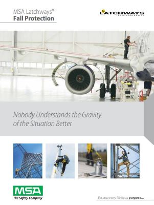 Thumbnail of Latchways Fall Protection catalogue