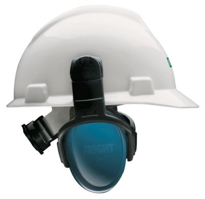 left/RIGHT™ Cap Mounted Earmuff
