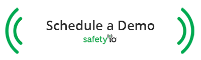 Schedule a Demo with Safetyio button