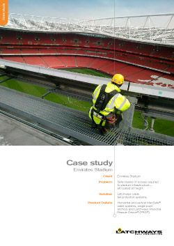 Case study thumbnail for Emirates Stadium