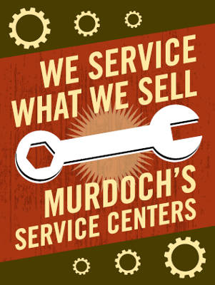 We service what we sell - Nav PE