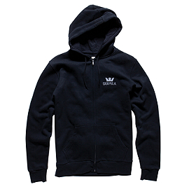ABOVE ZIP FLEECE