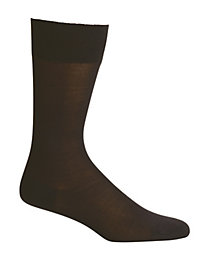 Unisex Mid-Calf Sock Liners in Washable Silk