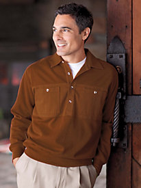 Men's Long-Sleeved Shikari Shirt