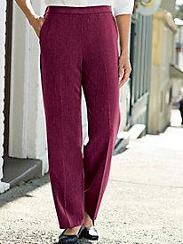 Women's Slenderific Pull-On Dress Pants