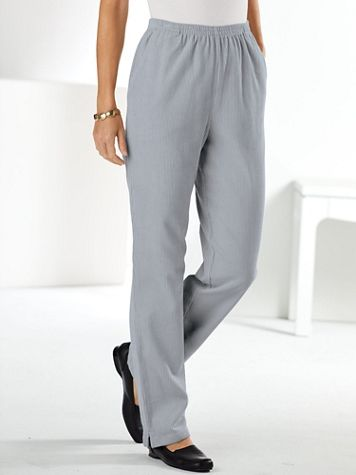 Pull-On Cotton Corduroy Pants - Image 7 of 8