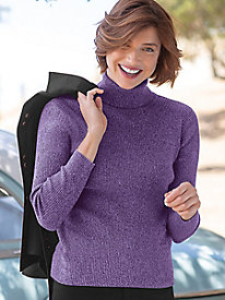 Women's Anywear Fave Turtleneck Sweater