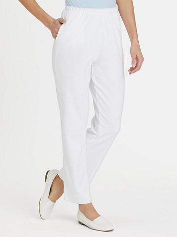 Essential Knit Pull-On Pants  - Image 1 of 8