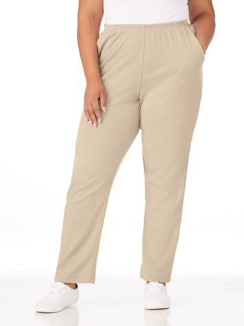 Essential Knit Pull-On Pants  - Image 1 of 10