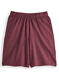 Full-Elastic Jersey Knit Shorts by Blair