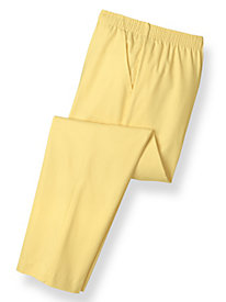 Two Twenty® Pull-On Twill Pants