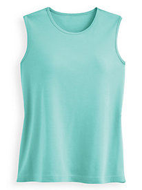 Essential Knit Tank Top by Blair